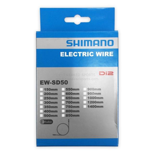 Cabo de Alimentação Shimano Di2 EW-SD50 250mm - Shimano