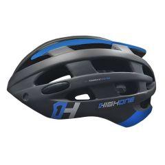 7ce2bdbc9d Capacete Ciclismo High One Casco Com Óculos E Pisca - High One